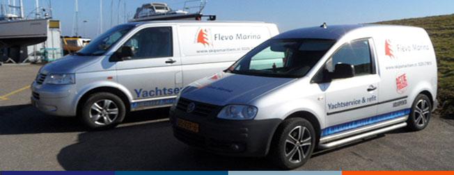 Flevo Marina Yachtservice en Refit