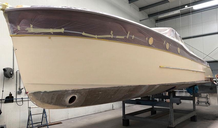 Yachtservice en Refit Flevo Marina onderhoud romp